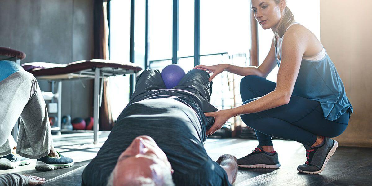 Cvičení na pánevní dno jako pomoc při předčasné ejakulaci