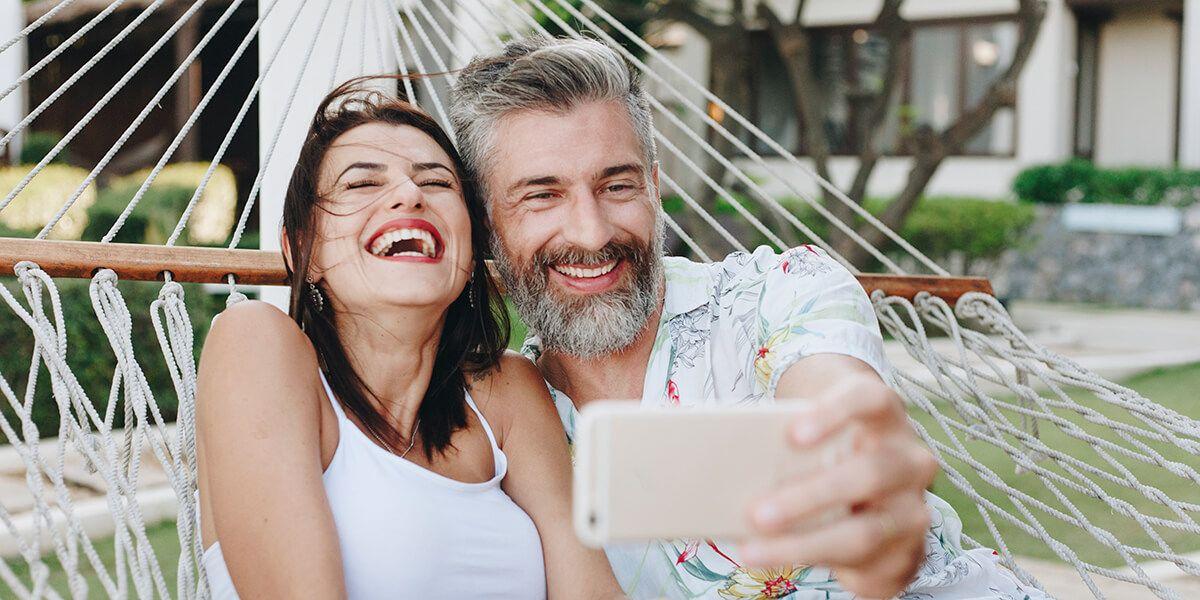Dokonalé vztahy na sociálních sítích
